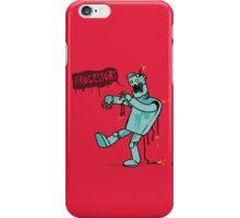 Zombie Robot iPhone Case/Skin