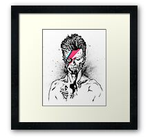 Zombowie Framed Print