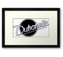 Dubaholic Framed Print
