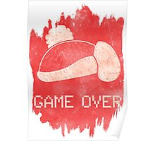 Game Over King DeDeDe Poster