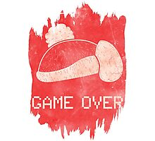 Game Over King DeDeDe Photographic Print