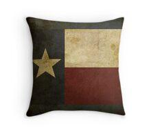 Lone Star Texas Throw Pillow
