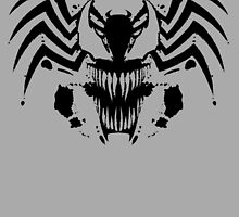 Rorschach Symbiote by absolemstudio