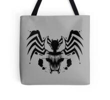Rorschach Symbiote Tote Bag