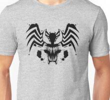 Rorschach Symbiote Unisex T-Shirt