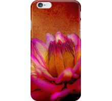 Dahlia Beauty iPhone Case/Skin