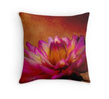 Dahlia Beauty Throw Pillow