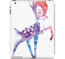 Space Bambi | Rosette Nebula iPad Case/Skin
