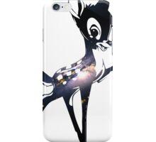Space Bambi   Barred Spiral Galaxy iPhone Case/Skin