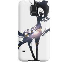 Space Bambi   Barred Spiral Galaxy Samsung Galaxy Case/Skin