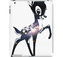 Space Bambi | Barred Spiral Galaxy iPad Case/Skin