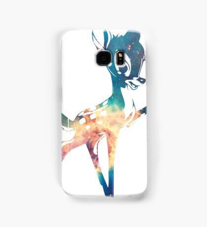 Space Bambi | Carina's Head Nebula Samsung Galaxy Case/Skin