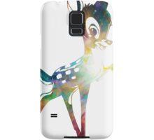 Space Bambi   Heart of Omega Nebula Samsung Galaxy Case/Skin