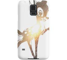 Space Bambi   Leo Samsung Galaxy Case/Skin