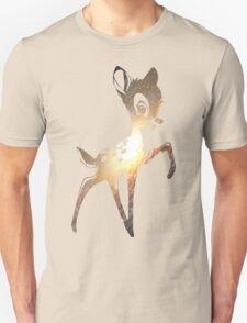 Space Bambi | Leo T-Shirt