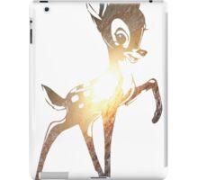 Space Bambi | Leo iPad Case/Skin