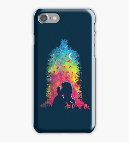 Magic Moment iPhone Case/Skin