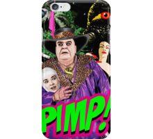 PIMP JOHNSON iPhone Case/Skin