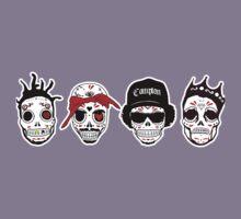 RIP MCs - Gangsta Rapper Sugar Skulls Kids Clothes