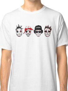 RIP MCs - Gangsta Rapper Sugar Skulls Classic T-Shirt