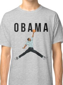 Obama Basketball Mashup Classic T-Shirt