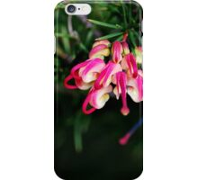 Spring Grevillea iPhone Case/Skin