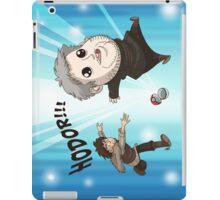 I Choose Hodor! iPad Case/Skin