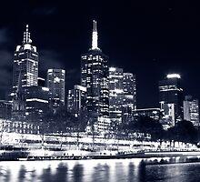 White Night Melbourne by Jonny McHugh