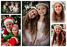 A Christmas Collage - No. 1 by Evita