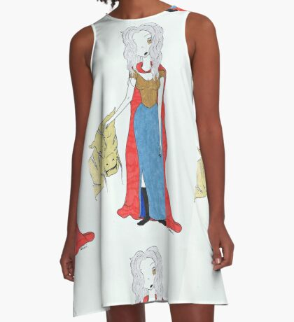 Manon & Abraxos A-Line Dress