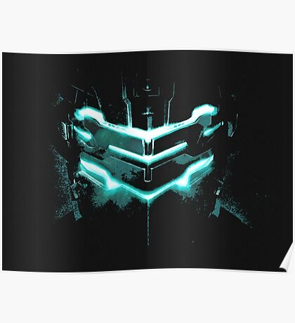 Dead Space - Isaac Clarke Poster