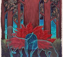 Where the Red Fern Grows by Lauren Rakes