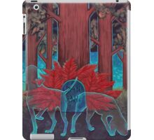 Where the Red Fern Grows iPad Case/Skin