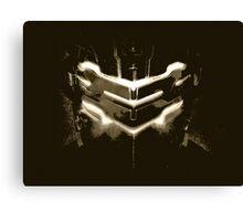 Dead Space - Isaac Clarke - Sepia Canvas Print