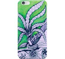 Green iPhone Case/Skin