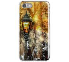 LampPost in Narnia iPhone Case/Skin