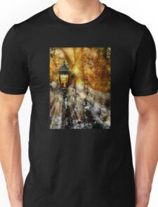LampPost in Narnia Unisex T-Shirt