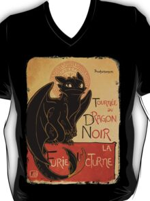Le Dragon Noir T-Shirt