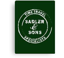 Continuum - Sadler and Sons Canvas Print