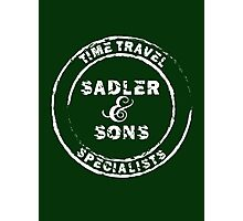 Continuum - Sadler and Sons Photographic Print