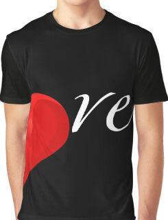 Couple Love Graphic T-Shirt