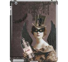 Winged Vampire Masquerade iPad Case/Skin