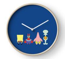 Minimalist Crew Clock