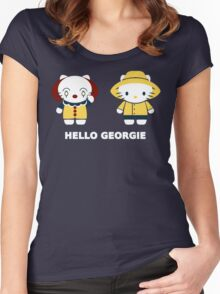Georgie Women's Fitted Scoop T-Shirt