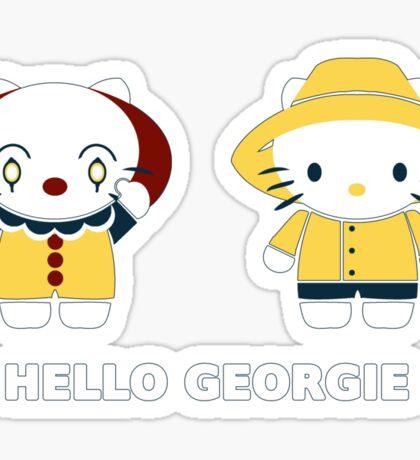 Georgie Sticker