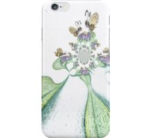 Flight of the Busy Bees iPhone Case/Skin