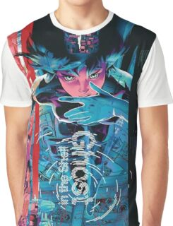 ghost in the shell Graphic T-Shirt