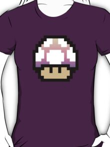 Pink Mushroom T-Shirt