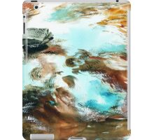 Swirls iPad Case/Skin
