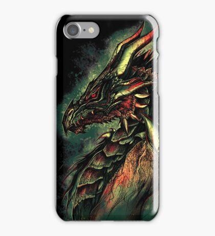 Dragonborn (Green Version) iPhone Case/Skin